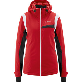 Maier Sports Valentina Jacket Women tango red